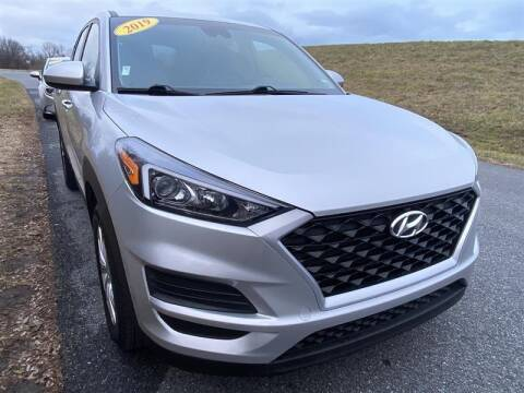 2019 Hyundai Tucson for sale at Mr. Car City in Brentwood MD