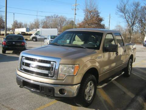 2013 Ford F-150 for sale at Premier Motor Co in Springdale AR