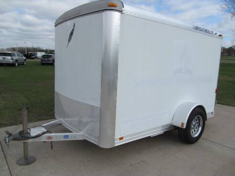 2000 Featherlite 6' X 10' CARGO for sale at Flaherty's Hi-Tech Motorwerks in Albert Lea MN