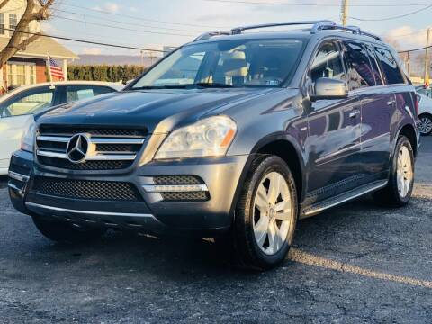 2012 Mercedes-Benz GL-Class for sale at HD Auto Sales Corp. in Reading PA