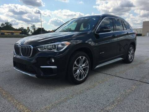 2017 BMW X1 for sale at OT AUTO SALES in Chicago Heights IL