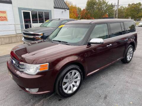 2009 Ford Flex for sale at Huggins Auto Sales in Ottawa OH