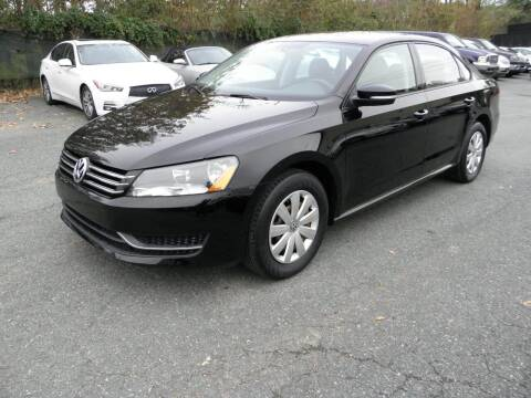 2013 Volkswagen Passat for sale at Dream Auto Group in Dumfries VA