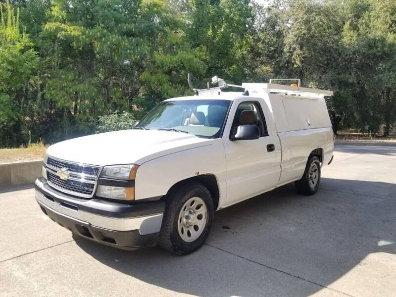 2006 Chevrolet Silverado 1500 for sale at Cars R Us in Rocklin CA