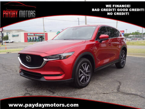 2017 Mazda CX-5 for sale at Payday Motors in Wichita And Topeka KS