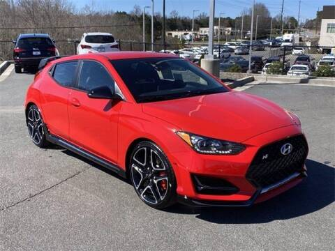2021 Hyundai Veloster N for sale at CU Carfinders in Norcross GA