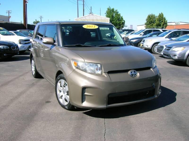 2012 Scion xB for sale at Avalanche Auto Sales in Denver CO