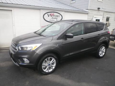2017 Ford Escape for sale at VICTORY AUTO in Lewistown PA