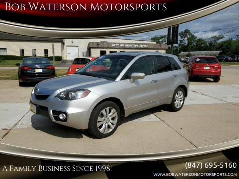 2012 Acura RDX for sale at Bob Waterson Motorsports in South Elgin IL