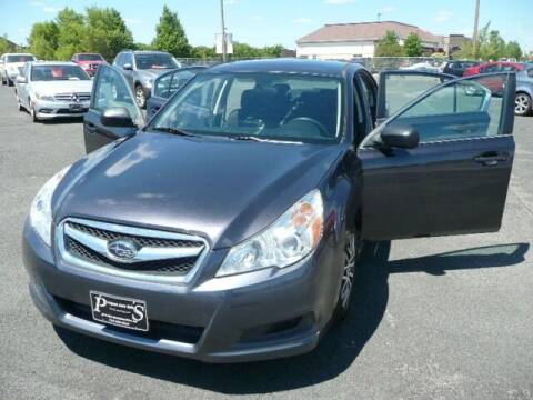 2011 Subaru Legacy for sale at Prospect Auto Sales in Osseo MN