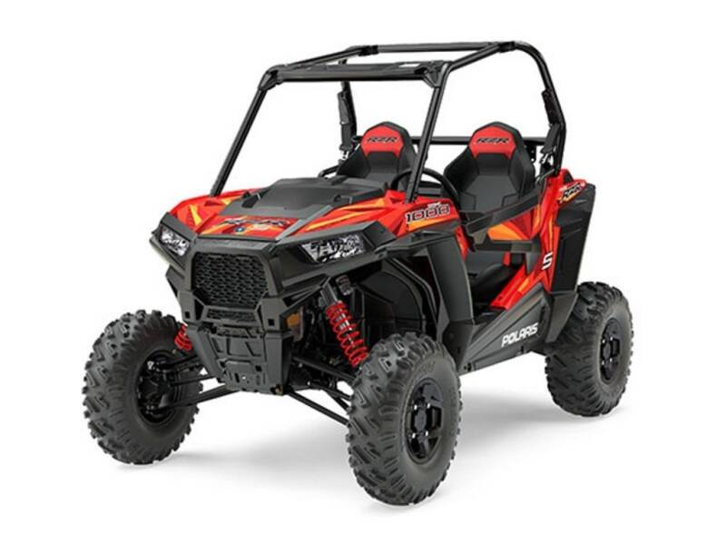 2017 Polaris RZR® S 1000 EPS Indy Red for sale at Head Motor Company - Head Indian Motorcycle in Columbia MO