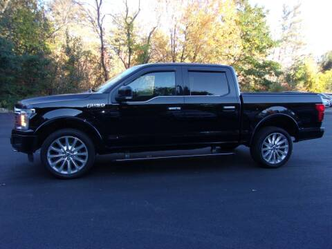 2018 Ford F-150 for sale at Mark's Discount Truck & Auto in Londonderry NH