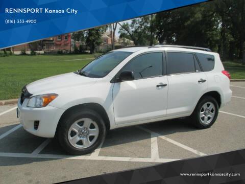 2011 Toyota RAV4 for sale at RENNSPORT Kansas City in Kansas City MO