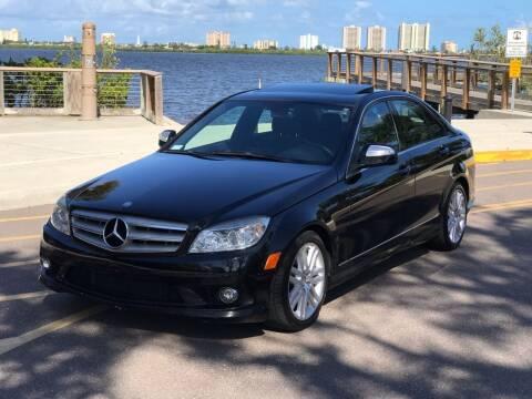 2009 Mercedes-Benz C-Class for sale at Orlando Auto Sale in Port Orange FL