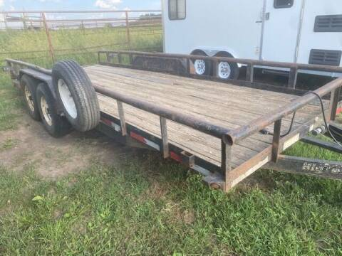 2011 Big Tex 20foot for sale at The Ranch Auto Sales in Kansas City MO