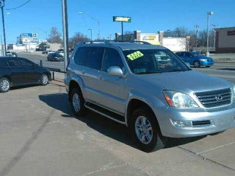 2007 Lexus GX 470 for sale at NORTHWEST MOTORS in Enid OK