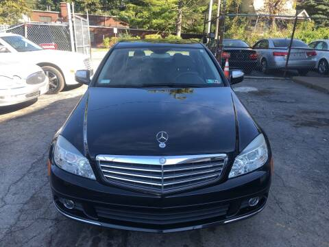 2008 Mercedes-Benz C-Class for sale at Six Brothers Auto Sales in Youngstown OH