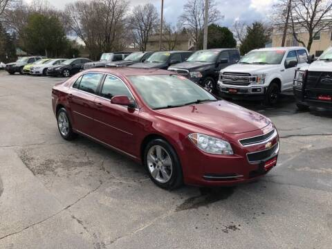 2010 Chevrolet Malibu for sale at WILLIAMS AUTO SALES in Green Bay WI