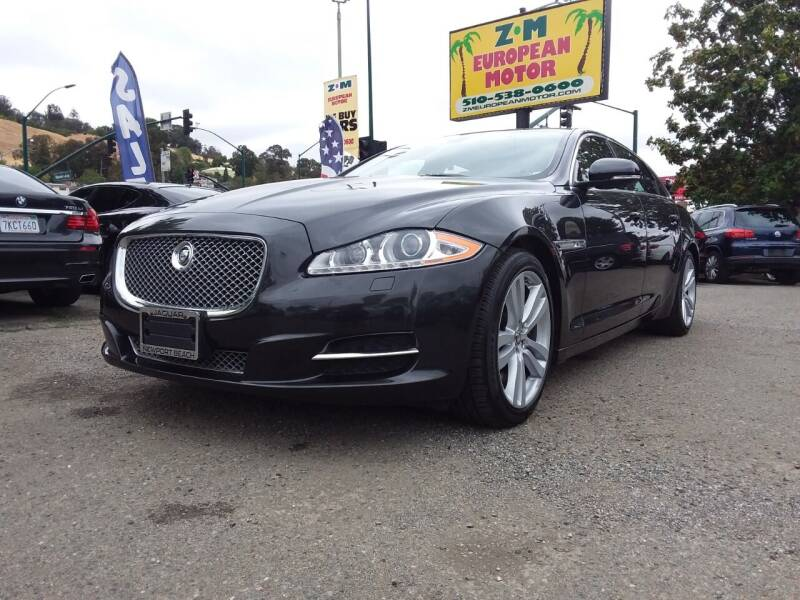 2013 Jaguar XJL for sale in Hayward, CA