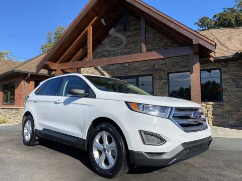 2017 Ford Edge for sale at Auto Solutions in Maryville TN