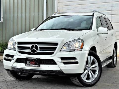 2012 Mercedes-Benz GL-Class for sale at Haus of Imports in Lemont IL