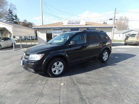 2014 Dodge Journey for sale at DeLong Auto Group in Tipton IN