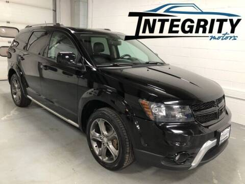 2017 Dodge Journey for sale at Integrity Motors, Inc. in Fond Du Lac WI