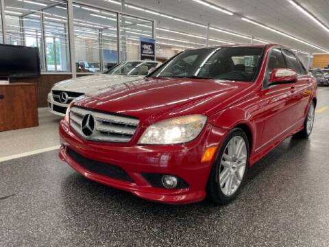 2009 Mercedes-Benz C-Class for sale at Dixie Motors in Fairfield OH