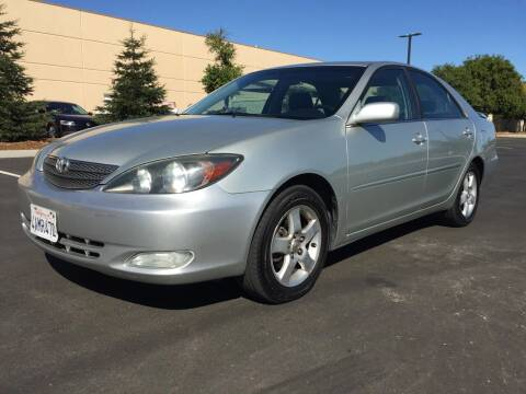 2002 Toyota Camry for sale at 707 Motors in Fairfield CA