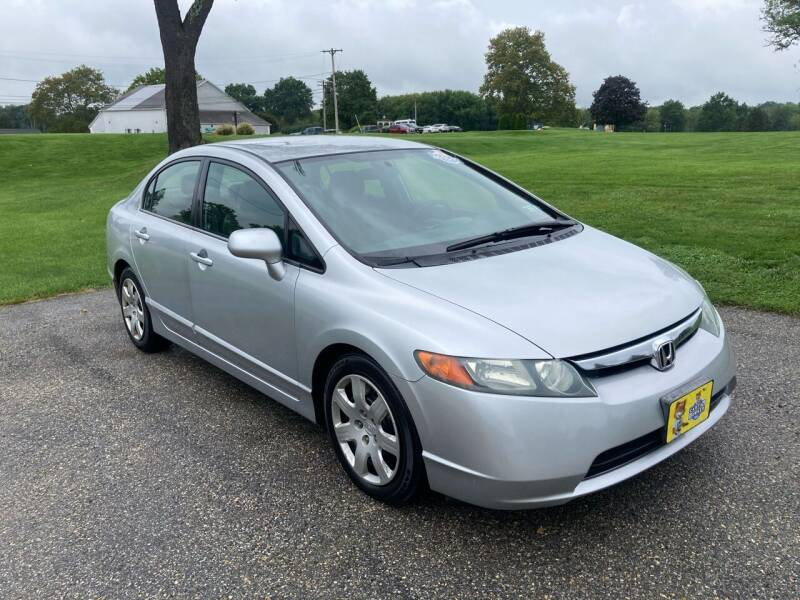2006 Honda Civic for sale at Good Value Cars Inc in Norristown PA