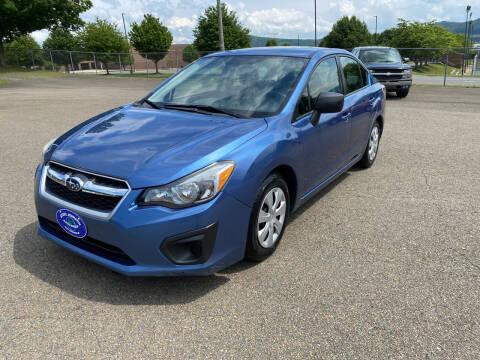 2014 Subaru Impreza for sale at Steve Johnson Auto World in West Jefferson NC