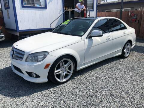 2009 Mercedes-Benz C-Class for sale at DON DIAZ MOTORS in San Diego CA