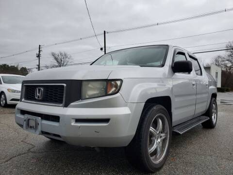 2008 Honda Ridgeline for sale at Advanced Auto Sales in Tewksbury MA