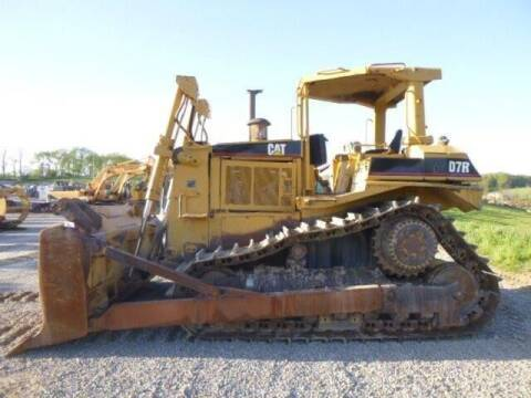 1998 Caterpillar D7R XL - OROPS