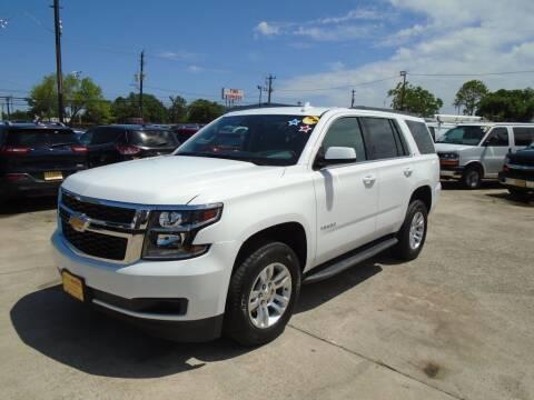 2020 Chevrolet Tahoe for sale at BAS MOTORS in Houston TX