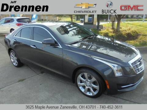 2016 Cadillac ATS for sale at Jeff Drennen GM Superstore in Zanesville OH