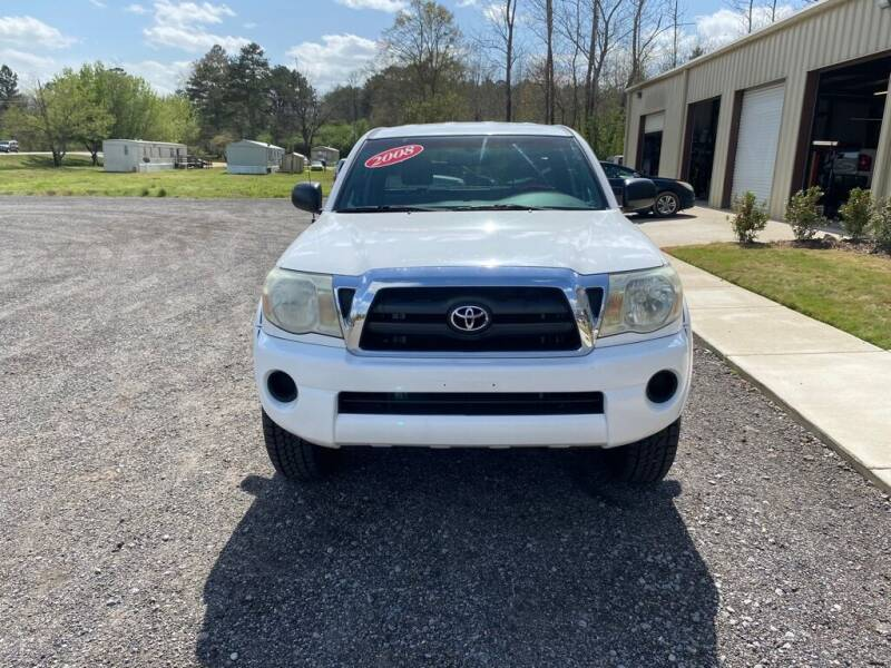 2008 Toyota Tacoma for sale at B & B AUTO SALES INC in Odenville AL
