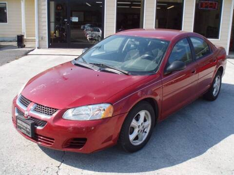 2006 Dodge Stratus for sale at Worthington Motor Co, Inc in Clinton TN