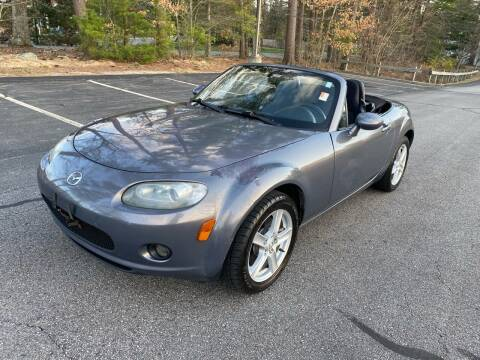 2006 Mazda MX-5 Miata for sale at Broadway Motoring Inc. in Arlington MA