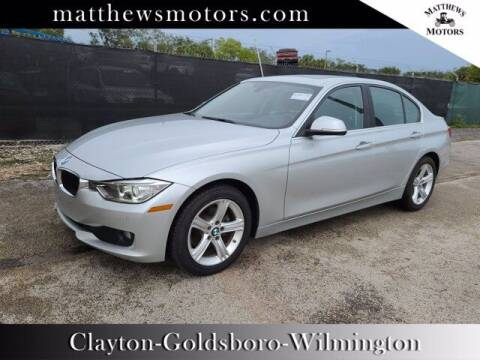 2015 BMW 3 Series for sale at Auto Finance of Raleigh in Raleigh NC