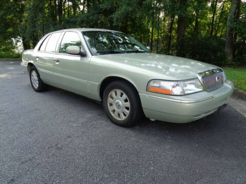 2004 Mercury Grand Marquis for sale at Liberty Motors in Chesapeake VA
