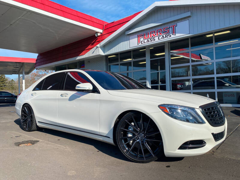 2017 Mercedes-Benz S-Class for sale at Furrst Class Cars LLC  - Independence Blvd. in Charlotte NC