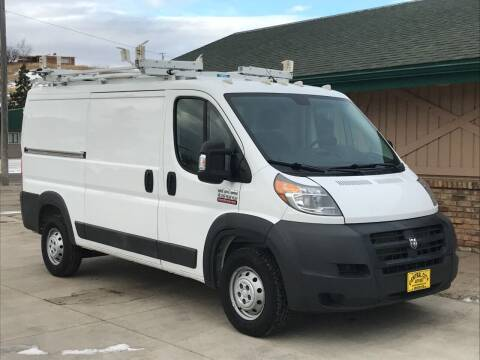 2014 RAM ProMaster Cargo for sale at Central City Auto West in Lewistown MT