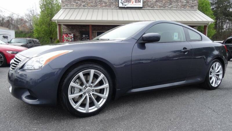 2009 Infiniti G37 Coupe for sale at Driven Pre-Owned in Lenoir NC