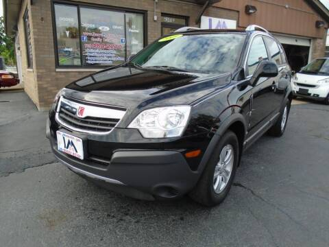 2009 Saturn Vue for sale at IBARRA MOTORS INC in Cicero IL