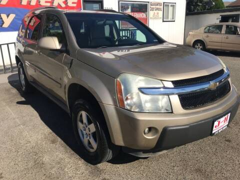 2006 Chevrolet Equinox for sale at J and H Auto Sales in Union Gap WA