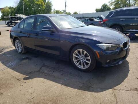 2016 BMW 3 Series for sale at MIKE'S AUTO in Orange NJ