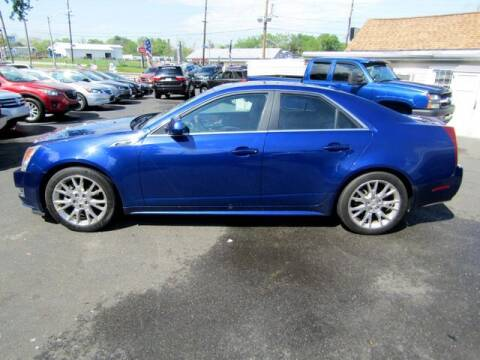 2012 Cadillac CTS for sale at American Auto Group Now in Maple Shade NJ