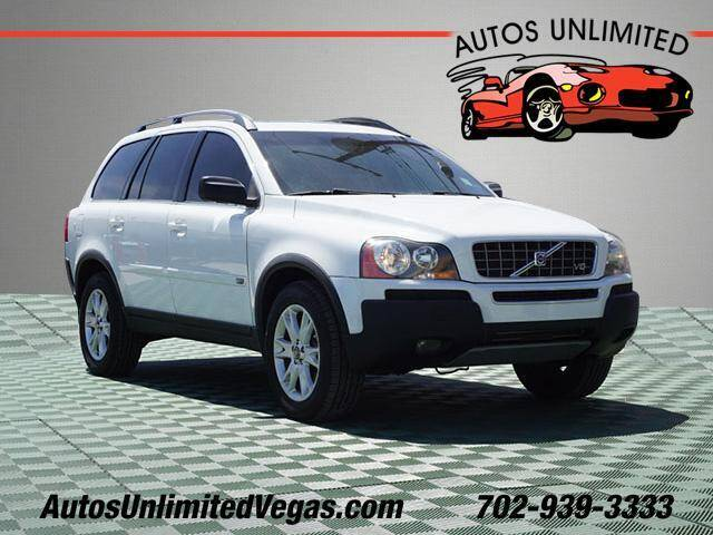 2005 Volvo XC90 for sale at Autos Unlimited in Las Vegas NV