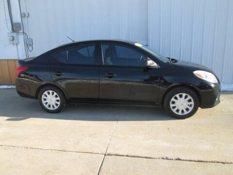 2014 Nissan Versa for sale at Parkway Motors in Osage Beach MO